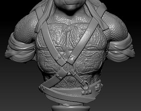 3D printable model Teenage Mutant Ninja Turtles Raphael
