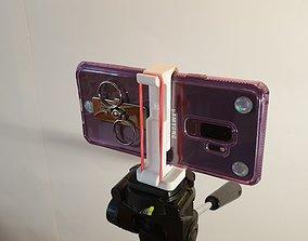 3D print model Smartphone tripod adapter quarter inch