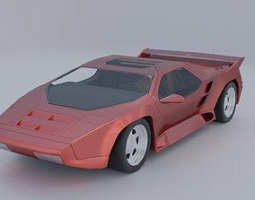 3D model Vector W8