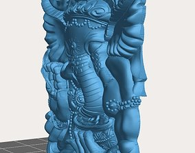 3D printable model Elephant god