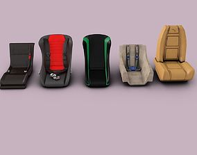 3D Seat Collection 5 piece