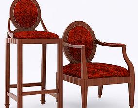 MORELLO GIANPAOLO chairs 3D
