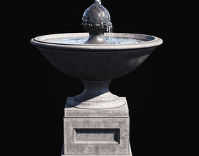 Williamsburg Chiswell Fountain 3D