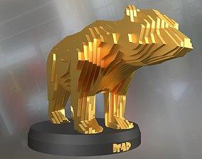 Parametric Bear 3D model