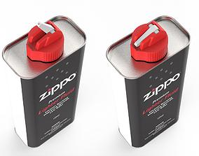 3D model Zippo Lighter Fluid