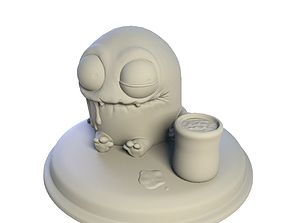 3D printable model Desktop figure Sweet Hot