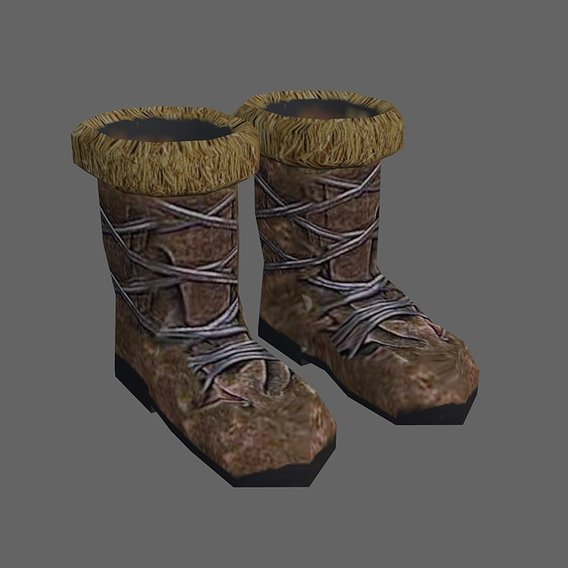 Medieval Boots - Shoes