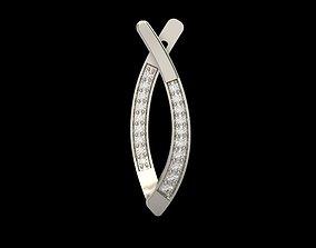 jewel printable Earrings 3D print model