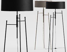 3D Rinocca Stilio Floor Lamps