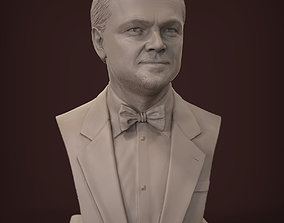 3D printable model Leonardo DiCaprio