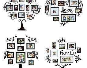 3D model Family tree