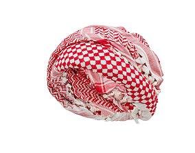 HeadScarf Sunblock 3D model
