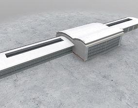 LIMC Hangar1 3D asset