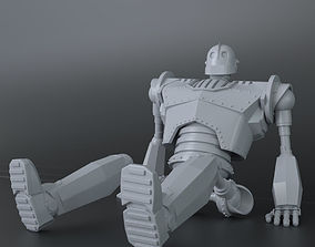 Iron Giant 3D Print Ready Model V1