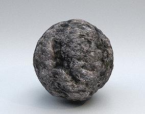 3D model Cliff Rock - PBR Material 5