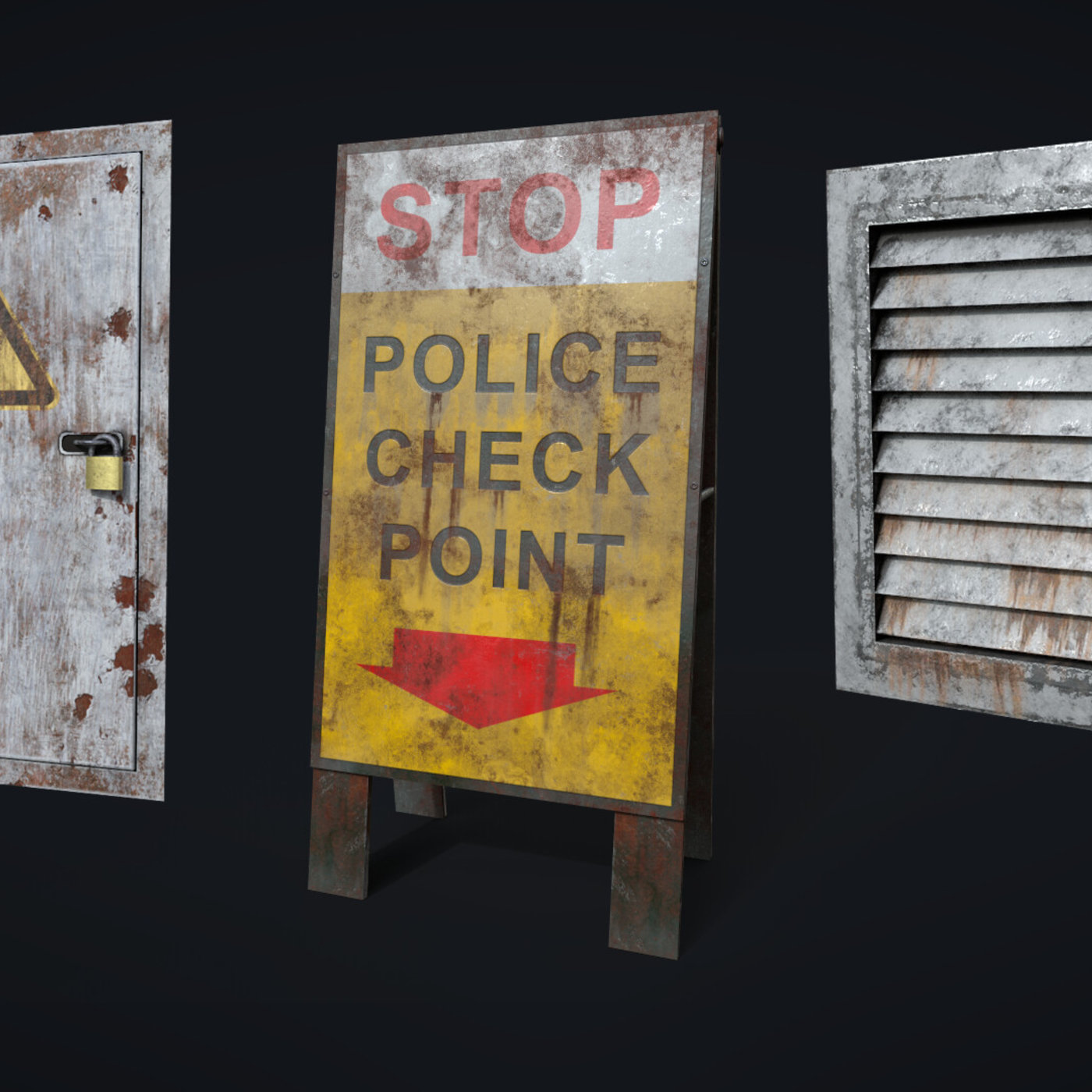 Drug Dealer Simulator Game assets