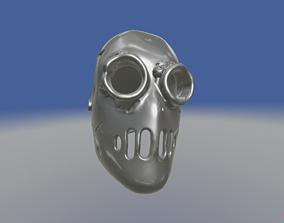 3D print model Robot Gladiator Cosplay Mask