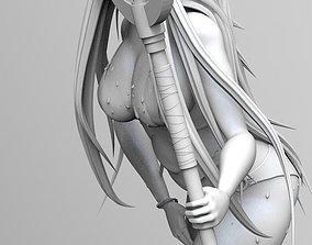 Athena Sasha Saint Seiya Lost Canvas 3D printable model