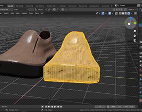Shoe model 2