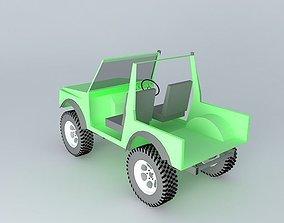 3D model SJ410