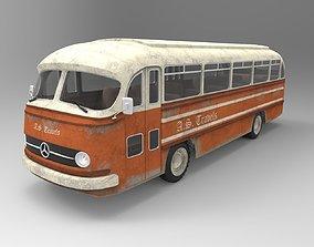 Old Bus 3D