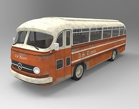 Old Bus 3D