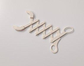 3D model Scissor Extension Arm