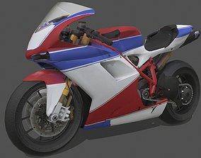 3D model Ducati 1098R