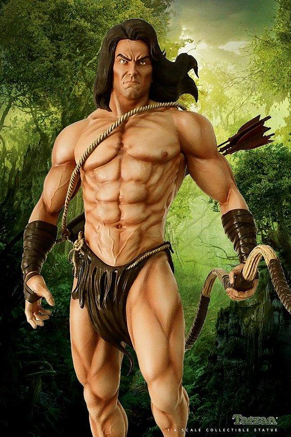 Tarzan Renders 02