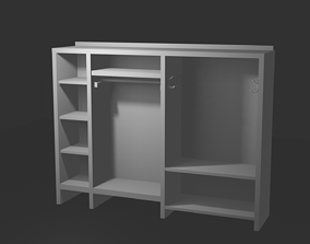 3D printable model Wardrobe