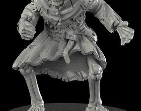 Medieval Skeleton 3 3D printable model