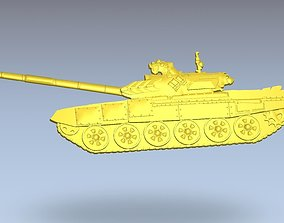 3D Design of Army Tank