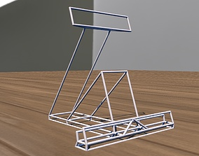 3D print model Minimalism tablet stand