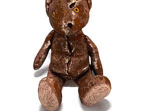 3D asset Teddy Old