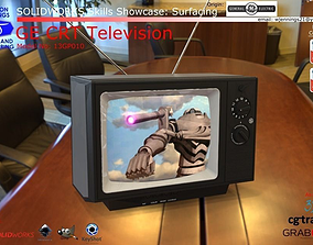 3D SW Skills - GE CRT Television