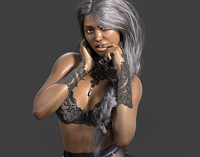 Milagros For Genesis 8 Female 3D