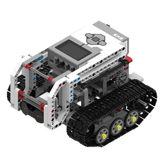 LEGO EV3 North rover