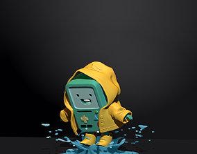 Cute Bmo 3D print model