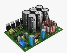 Circuit 3D model