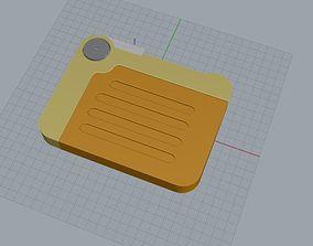 3D print model Fallout 4 HoloTape