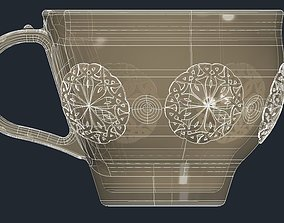 3D print model Celtic Knot Cup