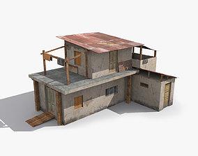Slum r 3D model