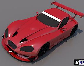 3D model Gillet Vertigo