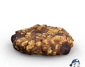 3D model Oat Cookie