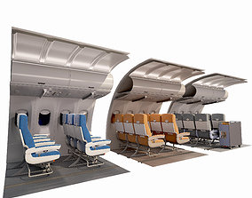 3D collection airplane chair 3 colors hquality
