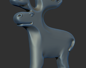 games 3D printable model Christmas toy