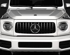 Mercedes AMG G 63 W464 2019 3D