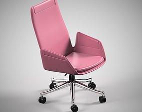 3D model office chair 238
