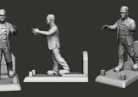 FRENKESTINE 3D PRINT