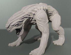 Alien Animal 3d Printable creature